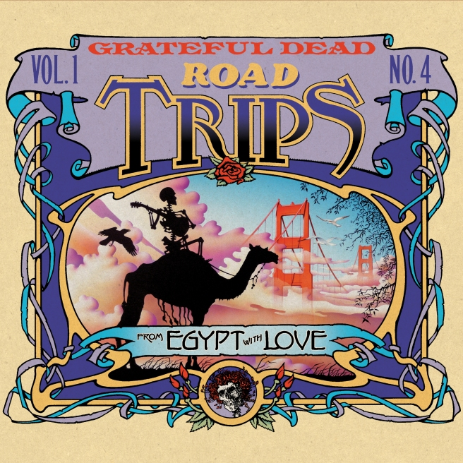Road Trips - From Egypt With Love Cover Art