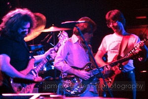 Grateful Dead Live at Broome County Civic Center 6 November 1977